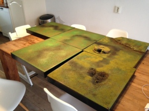 Warhammer Terrain on the Cheap